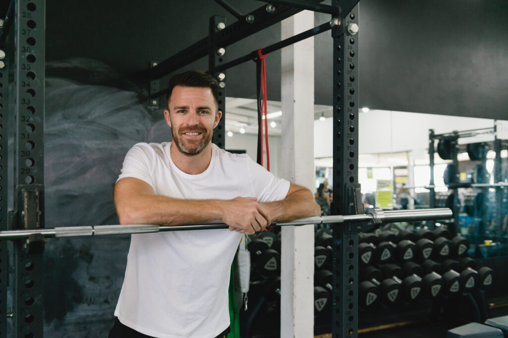 Michelle Bridges Launches Blokes Only Fitness Program, with Todd Liubinskas