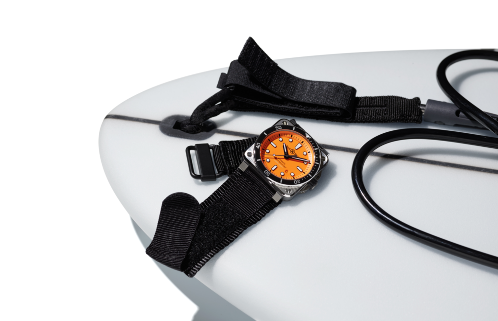 Bell & Ross Watches Drop Their New, BR 03-92 Diver Orange