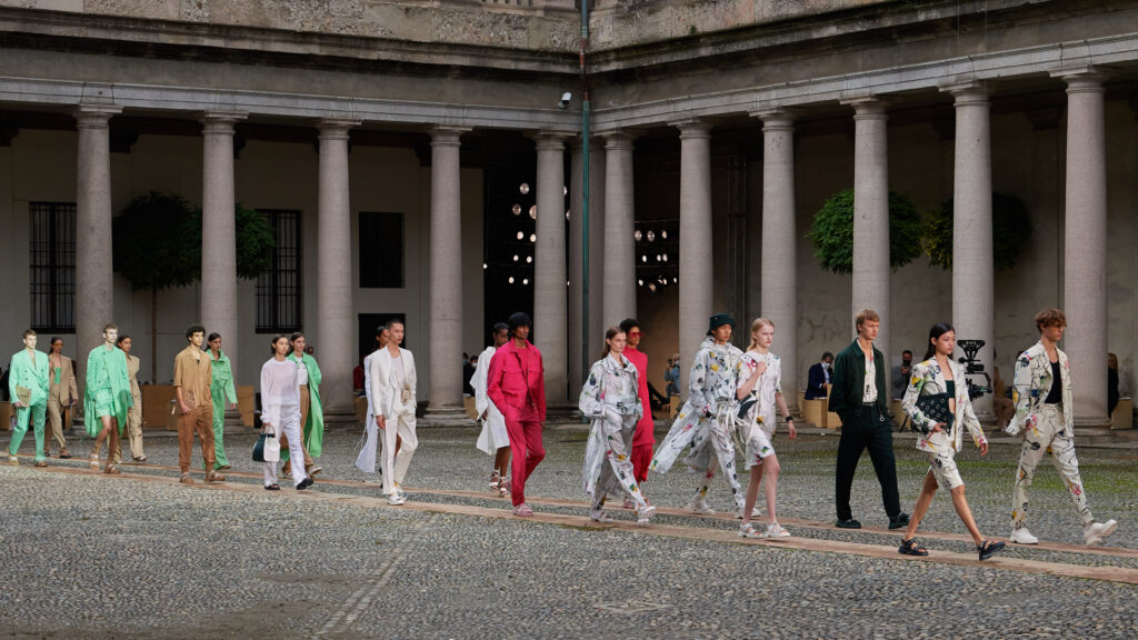 BOSS Spring/Summer 2021 Collection Sends a Breathe of Fresh Air with Loser Silhouette's and Bright Colours