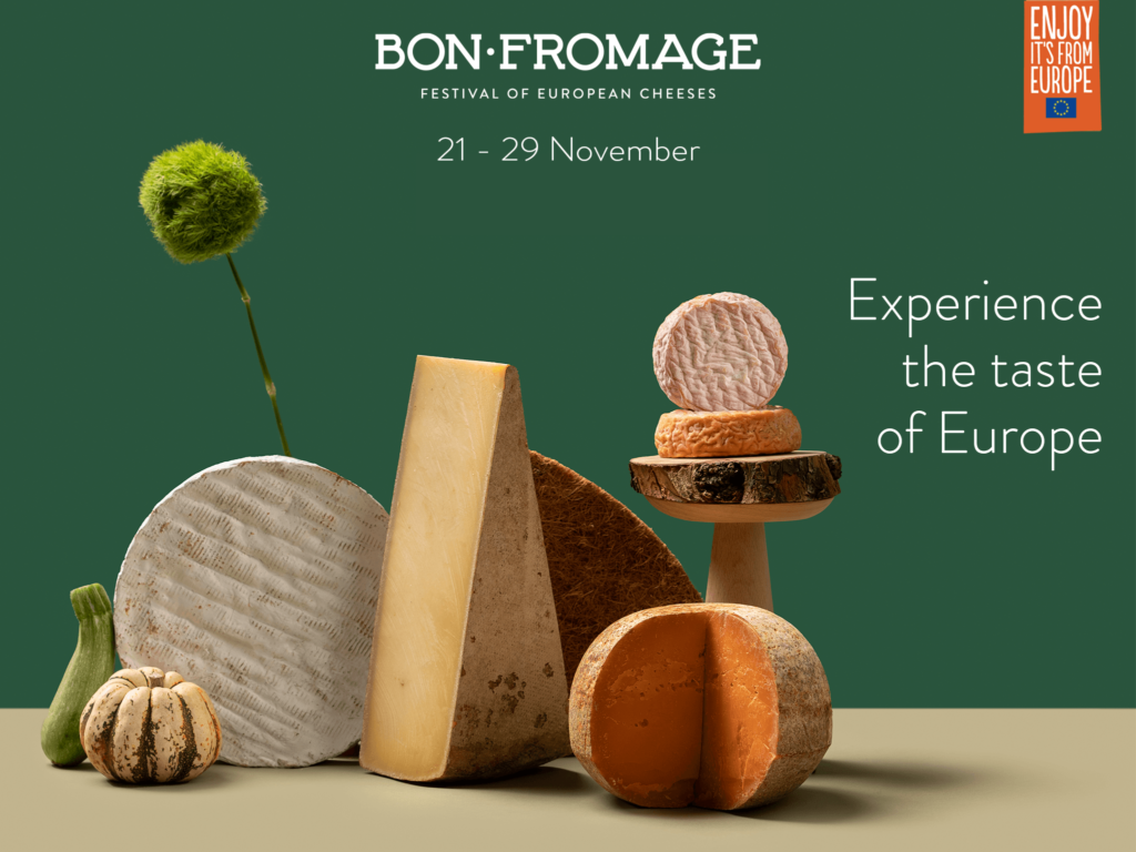 Bon Fromage Festival 2020 Goes Virtual for Cheese Lovers