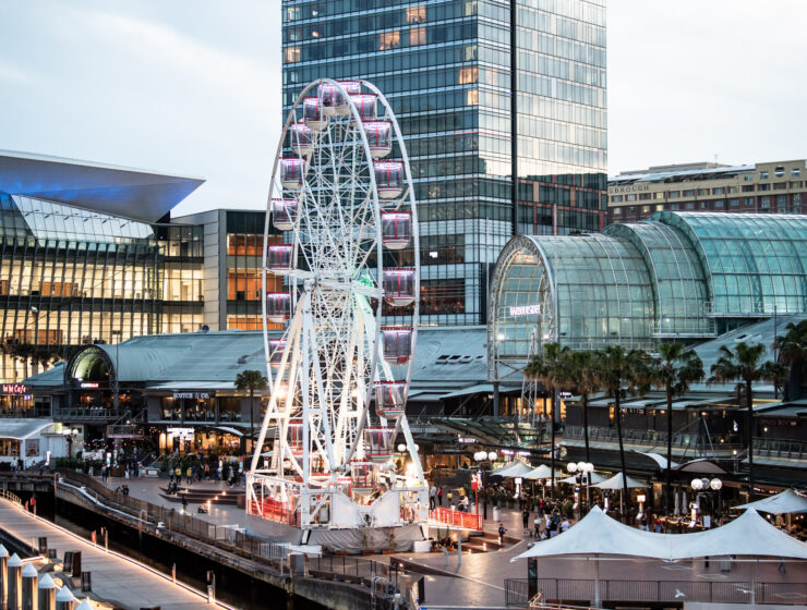 NSW Government to Extend Alfresco dining program into Darling Harbour