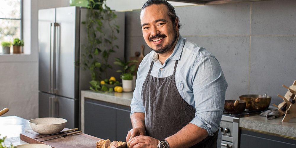 MasterChef's Adam Liaw to Host Virtual Masterclass with Lilydale