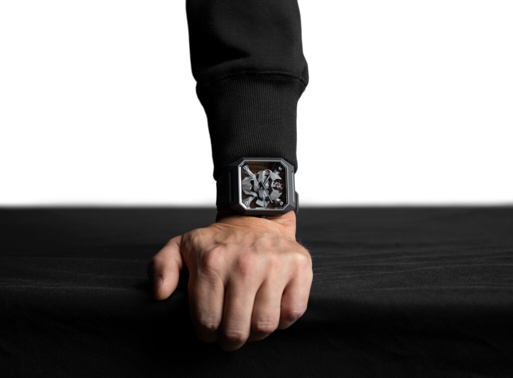 Bell & Ross, BR01 Cyber Skull Limited Edition Release