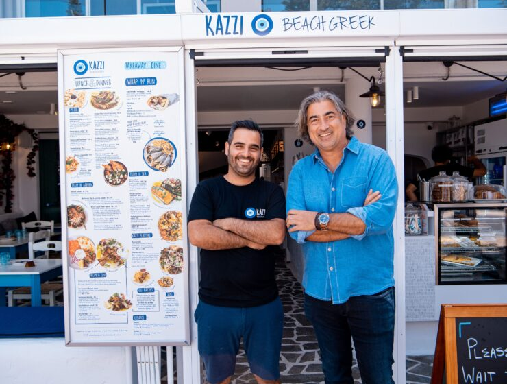 Kazzi Beach Brings a Slice of Greece in Manly