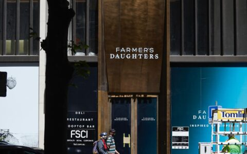 "Stunning Gippsland Inspired New Restaurant ""Farmers Daughters"" Open's in Melbourne"
