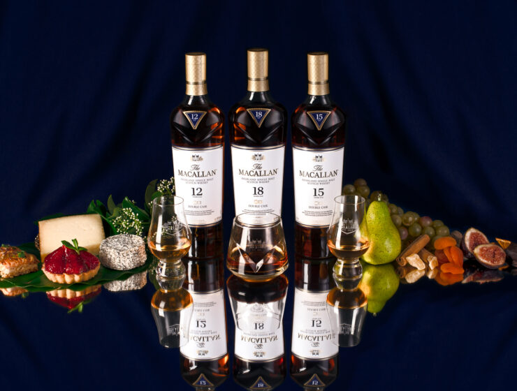 Join Macallan 2021 Exclusive Food & Whiskey Pairing at ARIA Restaurant
