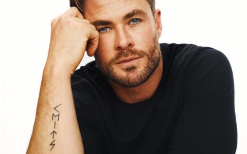 Hemsworth Signs on as New BOSS Ambassador