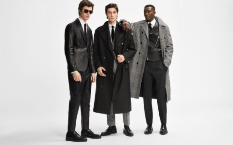 BOSS Winter 2021 Collection Revealing Reinvented Tailoring
