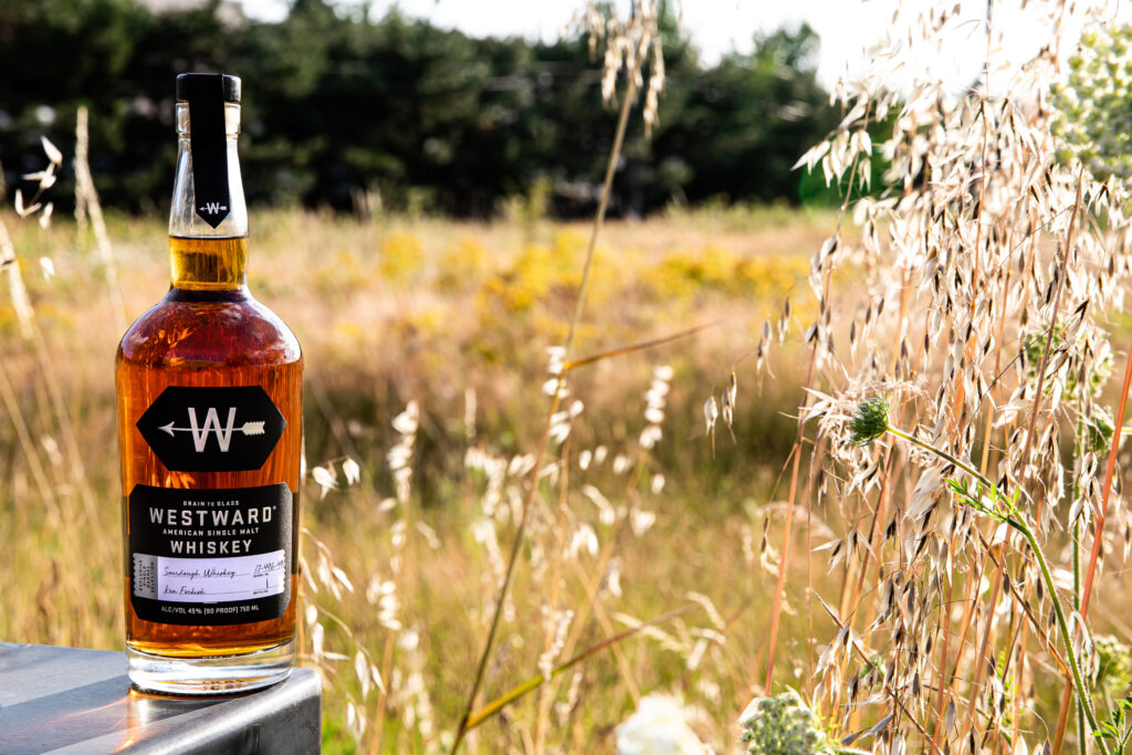 Westward Whiskey Launch World's 1st Sourdough Whiskey