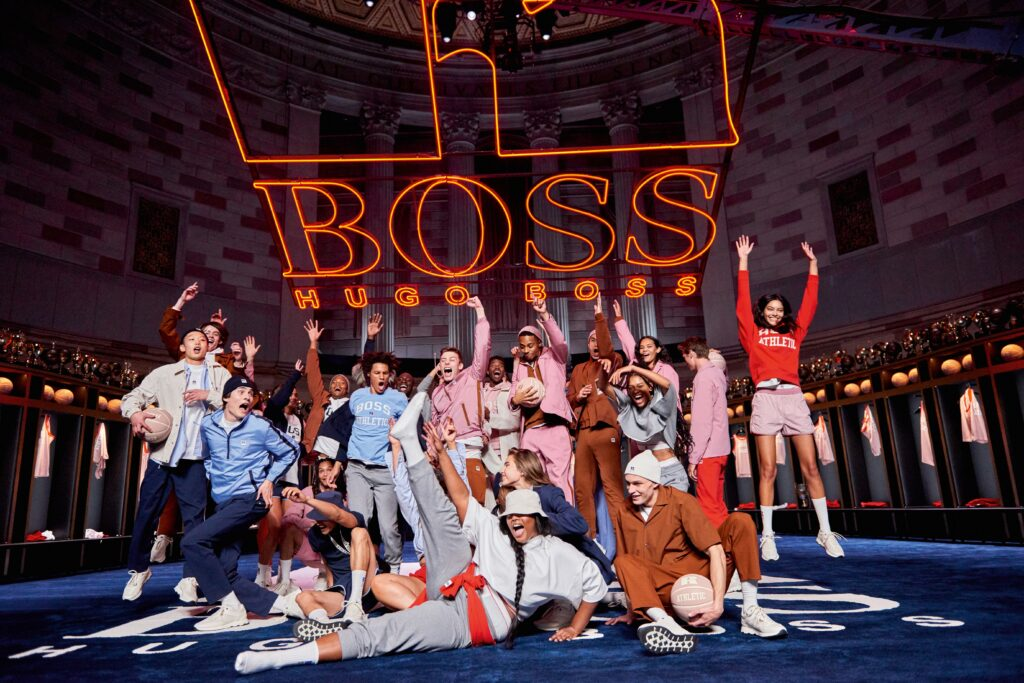 BOSS Launches Exciting Collab with Russell Athletic