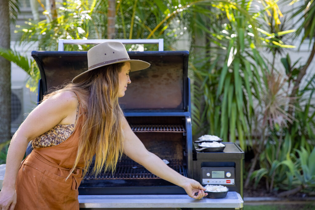 Helpful Entertaining Tips for Anzac Day with Sarah Glover for Traeger Grills