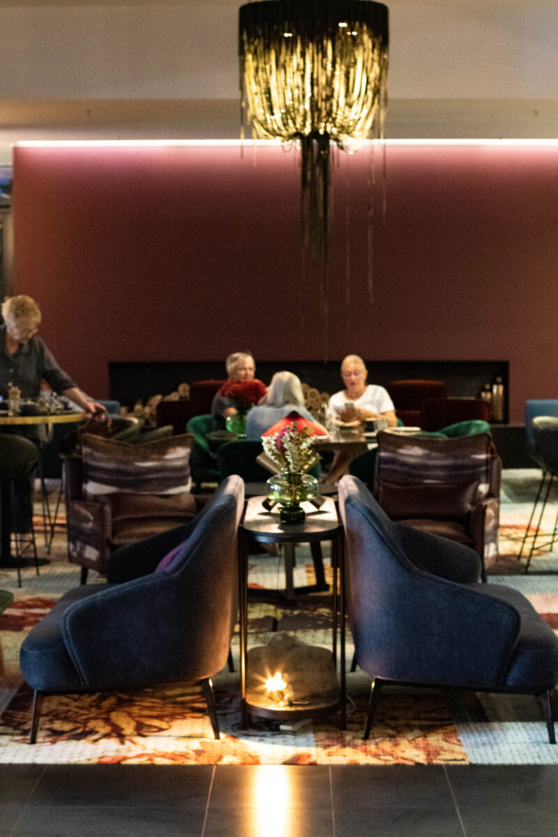 EAST Hotel Canberra's Lobby Revamp is Inspired