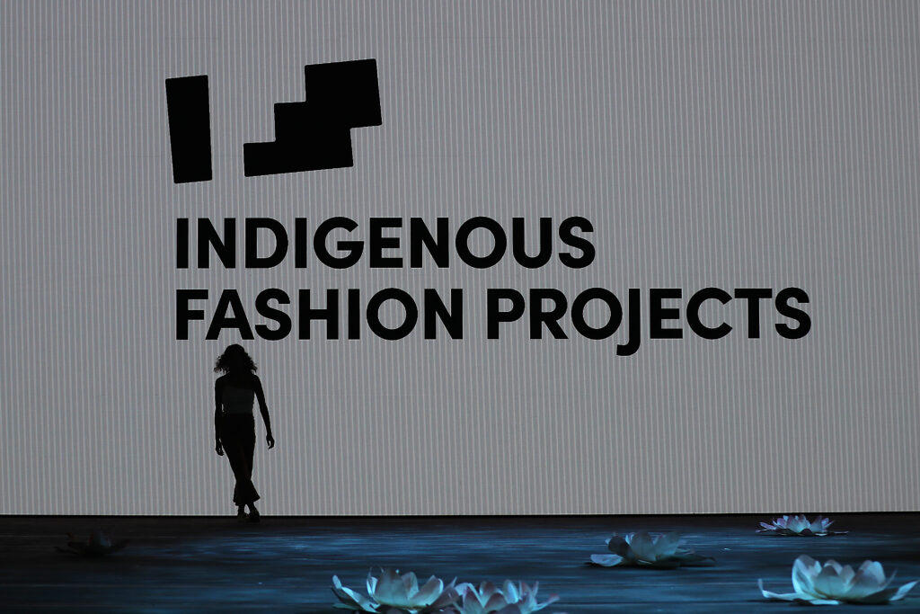 David Jones Indigenous Fashion Projects an Outstanding Success